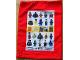 Gear No: SWbag  Name: Drawstring Bag, Star Wars Minifigures