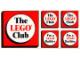 Gear No: TLC80uk  Name: Sticker, The Lego Club 1980