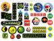 Gear No: TLCUK01  Name: Sticker, The Lego Club UK Sheet 01