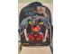 Gear No: TLNMbackpack01  Name: Backpack The LEGO Ninjago Movie with Lloyd, Jay, Kai, and Zane
