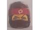 Gear No: TLNMmask04  Name: Headgear, Mask, The LEGO Ninjago Movie Kai