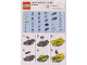 Gear No: TRUBATMOBILE  Name: Toys R Us Exclusive Build Instructions: Flying Batmobile
