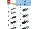 Gear No: TRUEmCarFly  Name: Toys R Us Exclusive Build Instructions: Emmet's Fly Car (Sheet 2)