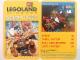 Gear No: TRUMP12  Name: Legoland Windsor Trump Card, Rocket Racers