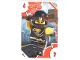 Gear No: TRUTC04  Name: Toys 'R' Us Trading Card Various Themes - No.  4 - The LEGO Ninjago Movie - 4 Cole