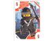 Gear No: TRUTC05  Name: Toys 'R' Us Trading Card Various Themes - No.  5 - The LEGO Ninjago Movie - 5 Nya