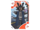 Gear No: TRUTC08  Name: Toys 'R' Us Trading Card Various Themes - No.  8 - The LEGO Ninjago Movie - +2 Garmadon