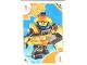 Gear No: TRUTC11  Name: Toys 'R' Us Trading Card Various Themes - No. 11 - Nexo Knights - 1 Clay