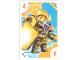 Gear No: TRUTC14  Name: Toys 'R' Us Trading Card Various Themes - No. 14 - Nexo Knights - 4 Axl