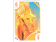 Gear No: TRUTC16  Name: Toys 'R' Us Trading Card Various Themes - No. 16 - Nexo Knights - 6 Merlok 2.0
