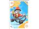 Gear No: TRUTC17  Name: Toys 'R' Us Trading Card Various Themes - No. 17 - Nexo Knights - II Robo