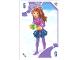 Gear No: TRUTC45  Name: Toys 'R' Us Trading Card Various Themes - No. 45 - Friends - 5 Olivia