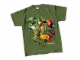 Gear No: TS25  Name: T-Shirt, Bionicle Visorak Ambush