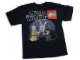 Gear No: TS46  Name: T-Shirt, SW LEGO Star Wars Kenobi vs. Vader