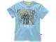 Gear No: TSBioGL1  Name: T-Shirt, Bionicle Guardian of Life (Light Blue)
