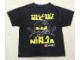 Gear No: TSnjo01  Name: T-Shirt, Kids 'YOU CAN'T SEE ME I'M A NINJA'