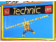 Gear No: TechSign1  Name: Display Sign Large Lighted, Motorized - Technic 8855 Prop Plane