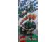 Gear No: Tow98Ban1  Name: Display Flag Cloth, Town 1998 (shows 6329, 6332)