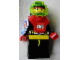 Gear No: UPC2686501801  Name: Bath and Shower Foam, Aquashark Minifigure