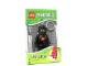 Gear No: UT21264-3  Name: Mini Torch Minifigure Flashlight Key Chain Ninjago Cole