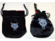 Gear No: WPPouch  Name: Money Pouch with Drawstring, Wolfpack Pattern