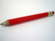 Gear No: WWGolfPencil  Name: Pencil with Eraser from LLCA's Wild Woods Golf, Legoland Pattern