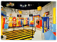 Gear No: b251  Name: Postcard - Legoland Discovery Centre Berlin - Fabrik