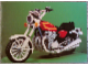 Gear No: bcxxukbc5  Name: Birthday Card - Exclusive for UK Lego Builders Club - Year Unknown (Motorcycle)