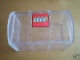 Gear No: cbox  Name: Food - Candy Container, Treasure Chest with Lego Logo Pattern