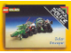 Gear No: cc93lbc8  Name: Collector Card - 1993 Card Solar Snooper - Lego Builders Club