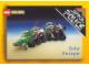 Gear No: cc93lbc8  Name: Collector Card - 1993 Card Solar Snooper - Lego Builders Club