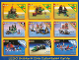 Gear No: cc93lbcfs  Name: Collector Card - 1993 Full Sheet - Lego Builder's Club