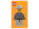 Gear No: cc97lbc4  Name: Collector Card - 1997 Card Sheriff Duke - Lego Builders Club