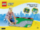 Gear No: citymat2  Name: Playmat, City - 2 Playmats in 1