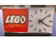 Gear No: clock05  Name: Wall Clock, LEGO System Logo