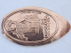 Gear No: coin47  Name: Pressed Pence Piece - Legoland Windsor Doctor Pattern