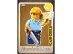 Gear No: ctw005  Name: Create the World Trading Card #005 Carpenter