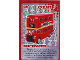 Gear No: ctw013  Name: Create the World Trading Card #013 Create: Routemaster