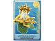 Gear No: ctw014FR  Name: Create the World Trading Card #014 Le Roi des Océans (French)