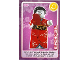 Gear No: ctw017  Name: Create the World Trading Card #017 Kimono Girl