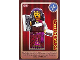 Gear No: ctw018  Name: Create the World Trading Card #018 Fortune Teller