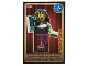 Gear No: ctw020FR  Name: Create the World Trading Card #020 La Voyante (French)