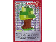 Gear No: ctw022  Name: Create the World Trading Card #022 Create: Tree