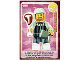 Gear No: ctw030FR  Name: Create the World Trading Card #030  Le Boucher (French)