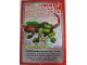 Gear No: ctw033  Name: Create the World Trading Card #033 Create: Chameleon