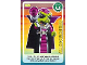 Gear No: ctw034  Name: Create the World Trading Card #034 Alien Villainess