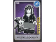 Gear No: ctw038  Name: Create the World Trading Card #038 Spooky Girl