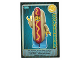 Gear No: ctw041FR  Name: Create the World Trading Card #041 Vendeur De Hot-Dogs (French)