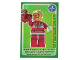 Gear No: ctw043FR  Name: Create the World Trading Card #043 Le Pilote De Course (French)