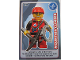 Gear No: ctw046  Name: Create the World Trading Card #046 Mountain Climber